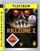 Killzone 2: Platinum PS3 Cover