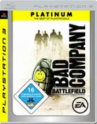 Battlefield Bad Company: Platinum PS3 Cover