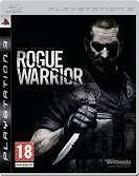 Rogue Warrior PS3 Cover