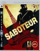 Saboteur PS3 Cover