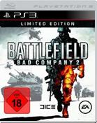 Battlefield: Bad Company 2 - Limited Edition PS3 Cover