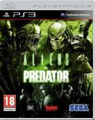 Alien vs. Predator: Uncut PS3 Cover