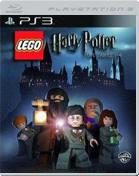 Lego Harry Potter: Die Jahre 1 - 4 PS3 Cover