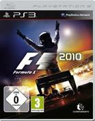 Formel 1: 2010 PS3 Cover