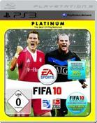 FIFA 10: Platinum PS3 Cover