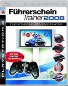 Führerscheintrainer 2008  PS3 Cover