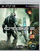 Crysis 2 PS3 Cover