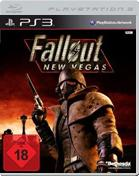 Fallout: New Vegas PS3 Cover