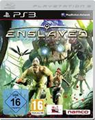 Enslaved: Odyssey to the West PS3 Cover