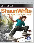 Shaun White: Skateboarding PS3 Cover