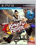 Kung Fu Rider PS3 Cover