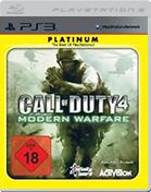 Call of Duty 4: Modern Warfare - Platinum PS3 Cover