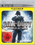 Call of Duty: World at War - Platinum PS3 Cover