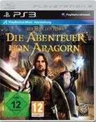 Der Herr der Ringe: Die Abenteuer von Aragorn PS3 Cover