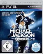 Michael Jackson: The Experience PS3 Cover