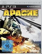 Apache: Air Assault PS3 Cover