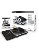 DJ Hero 2: Turntable Bundle (inkl. zwei Turntable) PS3 Cover