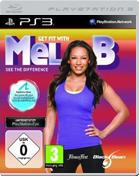 Get Fit with Mel B PS3 Cover