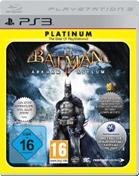 Batman: Arkham Asylum - Platinum PS3 Cover