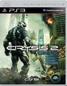 Crysis 2: Limited Edition PS3 Cover