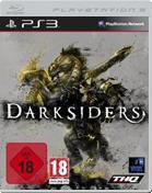 Darksiders: Wrath of War - Platinum PS3 Cover