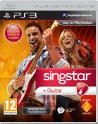 SingStar: Guitar PS3 Cover