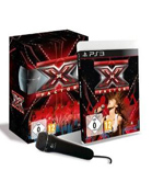 X Factor (inkl. 2 Mikrofone) PS3 Cover