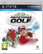 John Dalys: Pro Stroke Golf PS3 Cover
