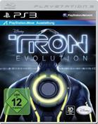 TRON: Evolution PS3 Cover