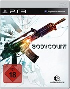 Bodycount PS3 Cover