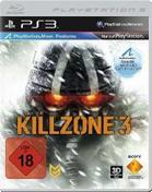 Killzone 3 PS3 Cover