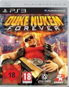 Duke Nukem Forever PS3 Cover