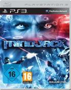 Mindjack PS3 Cover