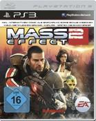 Mass Effect 2 PS3 Cover