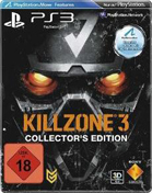 Killzone 3: Collectors Edition PS3 Cover