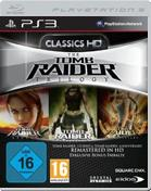Tomb Raider: Trilogy PS3 Cover
