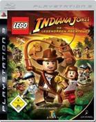 Lego Indiana Jones: Die legendären Abenteuer PS3 Cover