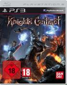 Knights Contract PS3 Cover