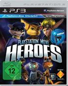 PlayStation Move: Heroes PS3 Cover
