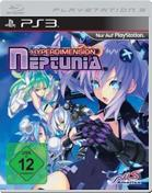 Hyperdimension Neptunia PS3 Cover