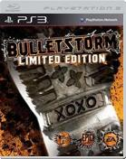 Bulletstorm: Limited Edition  PS3 Cover