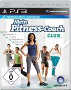 My Fitness Coach Club PS3 Cover