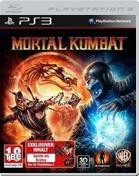 Mortal Kombat 2011 PS3 Cover