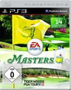 Tiger Woods: PGA Tour 12 - The Masters PS3 Cover