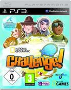 National Geographic Challenge PS3 Cover