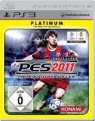 PES 2011: Pro Evolution Soccer - Platinum PS3 Cover