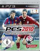 PES 2010: Pro Evolution Soccer  PS3 Cover