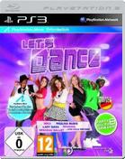 Lets Dance with Mel B PS3 Cover