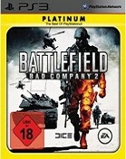 Battlefield Bad Company 2: Platinum PS3 Cover