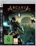 Arcania: Gothic 4 PS3 Cover